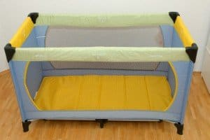 Hauck Reisebett Dream'n Play 60x120cm