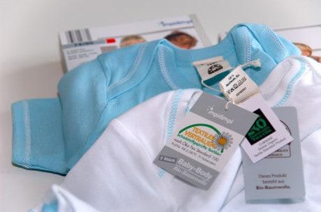ALDI Baby-Body Impidimpi Bio-Baumwolle