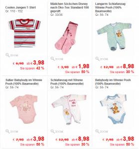 Screenshot: Family-Price.de Baby-Schnäppchen