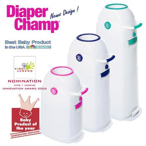 Windeleimer Diaper Champ im Test