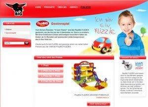 BIG Gewinnspiel PlayBig Flizzies