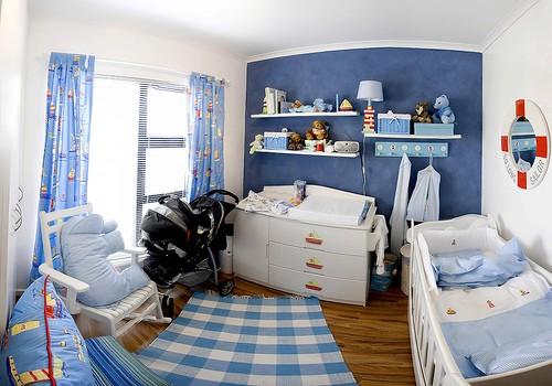 My nephew's room