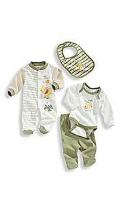 Erstausstattung Babykleidung