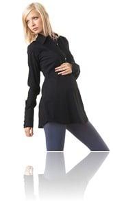 mamalicious Schwangerschaftsmode Bluse