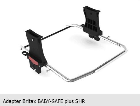 Emmaljunga Babysafe Adapter