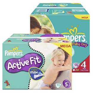 real-pampers