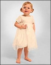 Festliches Kleidchen, Elin Baby Dress