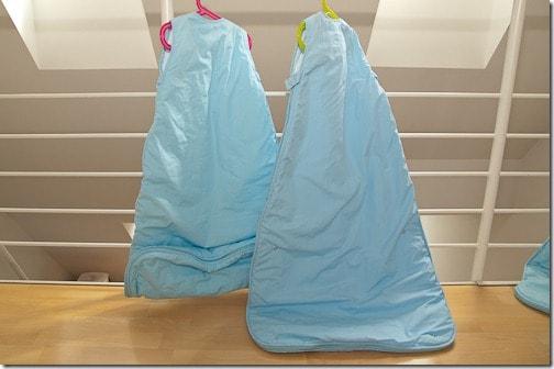 Dream Bag Babyschlafsack wächst mit
