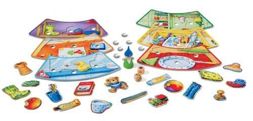 Selecta Holzpuzzle und Holzspielzeug