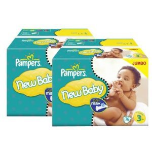 Pampers New Baby Gr. 3 - derzeit nicht verfügbar