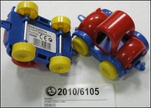 Wader-Spielzeugautos-Rapex