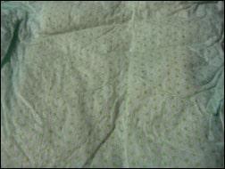 Baby Dry mit Pünktchen