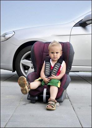 Passt der Kindersitz ins Auto?