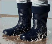Kinder-Regenstiefel