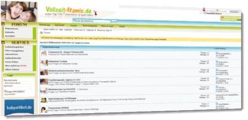 vollzeitmamis-forum