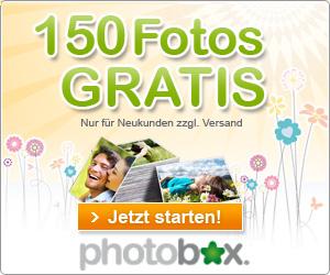 150 Fotoabzuege gratis (Neukunden)