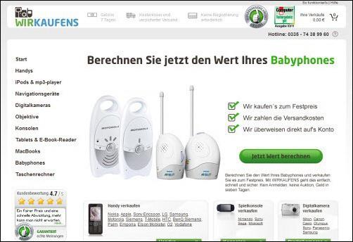 babyphone-verkaufen-gebraucht