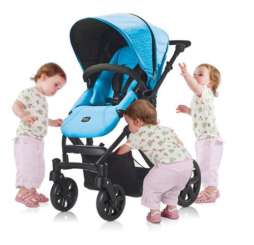 Britax B-SMART Kinderwagen Verlosung