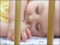 Nestchen im Babybett - besser verzichten