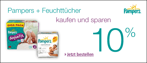 Pampers Promotion