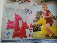Lidl Hüpfpferd