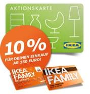 IKEA Gutschein Aktion
