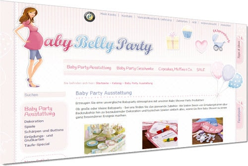 babybellyparty