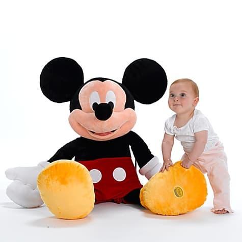 Riesen Mickey Plüschtier XXL
