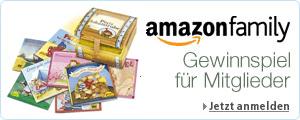 Amazon Family Gewinnspiel