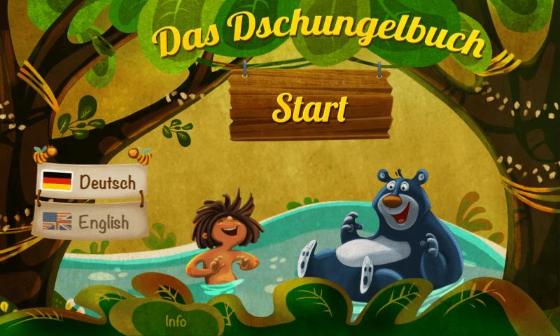 gratis App Dschungelbuch