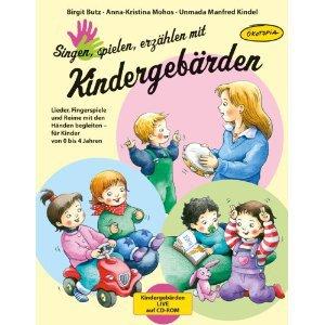 Buch Kindergebärden