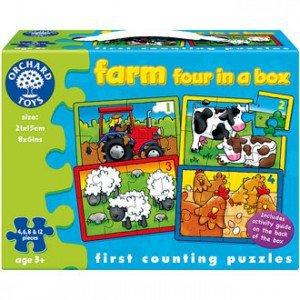 Puzzelset Farm