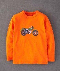 Boden Shirt Motorrad