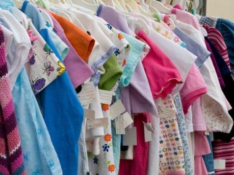 Gebrauchte Kinderkleidung - günstig und schadstoffrei