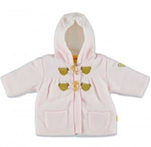 Steiff Girls Fleecejacke
