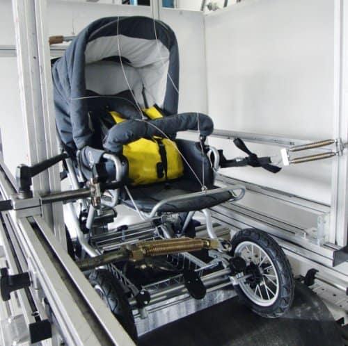 Kinderwagen im Test der Öko-Test 2013
