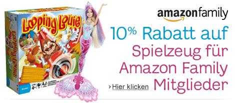 Amazon 10% auf Spielzeug