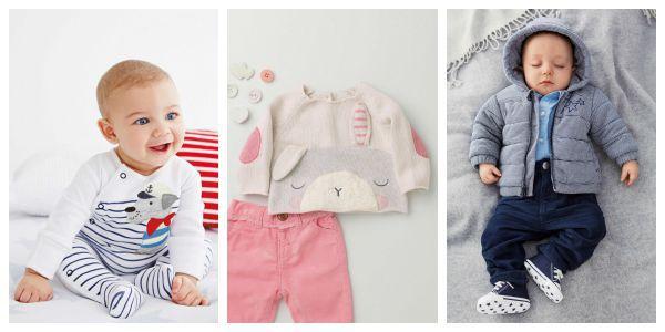 Babykleidung bei Next
