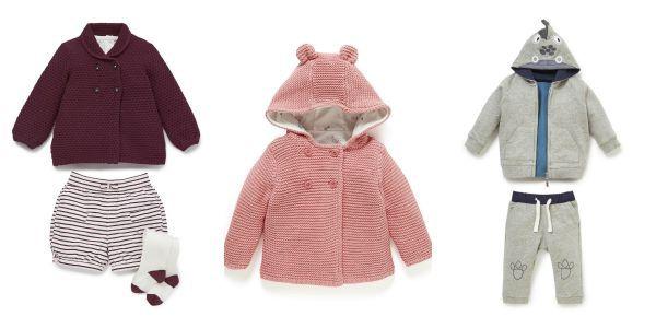 Babykleidung von Marks&Spencer