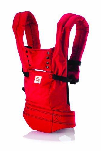 Ergobaby Sport Komforttrage, rot
