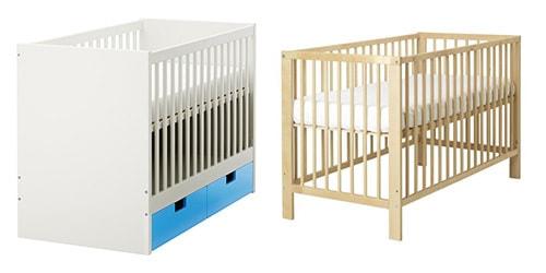 Ikea kinderbett  Babybetten: Vom Beistellbett bis zum Kinderbett › Sparbaby.de ...