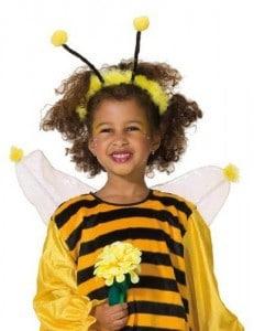 Bienenhaarreifen