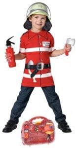 Kostüm Feuerwehrmann