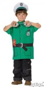 Kostüm Polizei