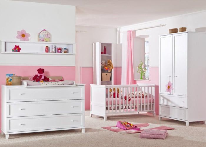 Babyzimmer Paidi