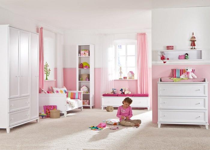 Kinderzimmer von Paidi
