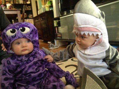Babykraken-Kostüm