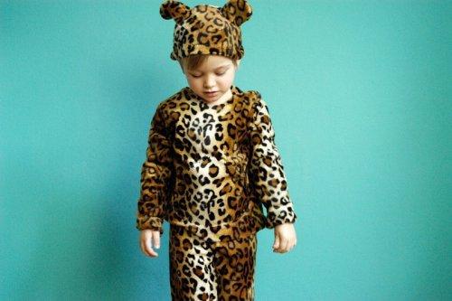 Leopardenkostüm