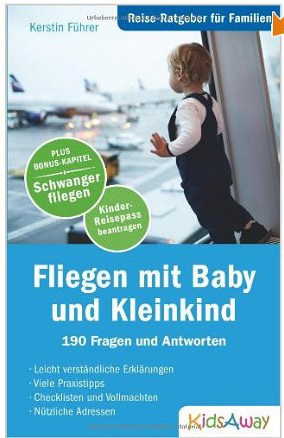 Fliegen mit Baby und Kleinkind - Front