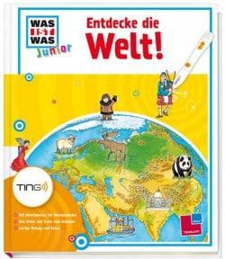 WAS IST WAS Entdecke die Welt - Ting Ausgabe